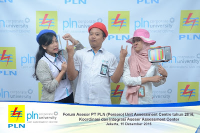 photobooth acara pertemuan