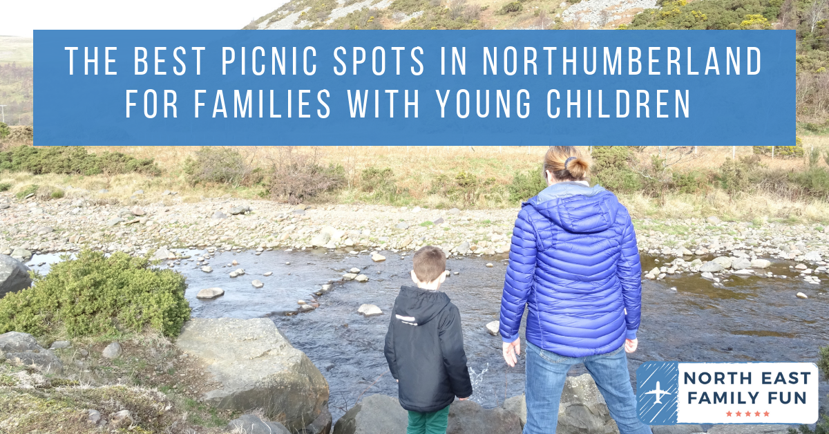 The Best Picnic Spots in Northumberland for Families with Young Children