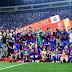 Barcelona, Campeón de Copa del Rey