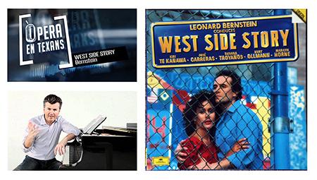 Il Video Della Settimana Josep Carreras Canta Maria De West Side Story I Comenta La Seva Gravació Històrica Amb Ramon Gener A L òpera En Texans
