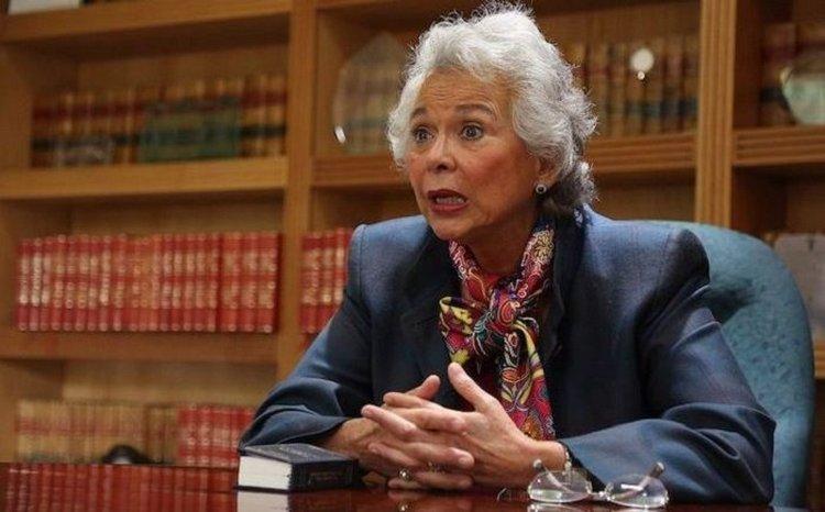 Gobierno de AMLO promoverá el derecho a una muerte digna: Olga Sánchez Cordero.