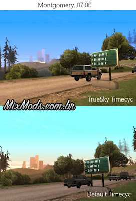 gta sa mod true skies