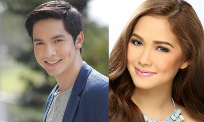 Alden Richards and Maja Salvador won at the 2015 Star Awards for Television