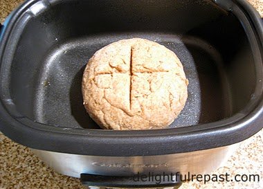 Irish Soda Bread - Irish Brown Bread / www.delightfulrepast.com
