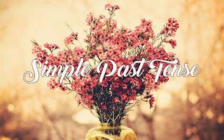 Materi, Rumus, dan Contoh Kalimat Simple Past Tense