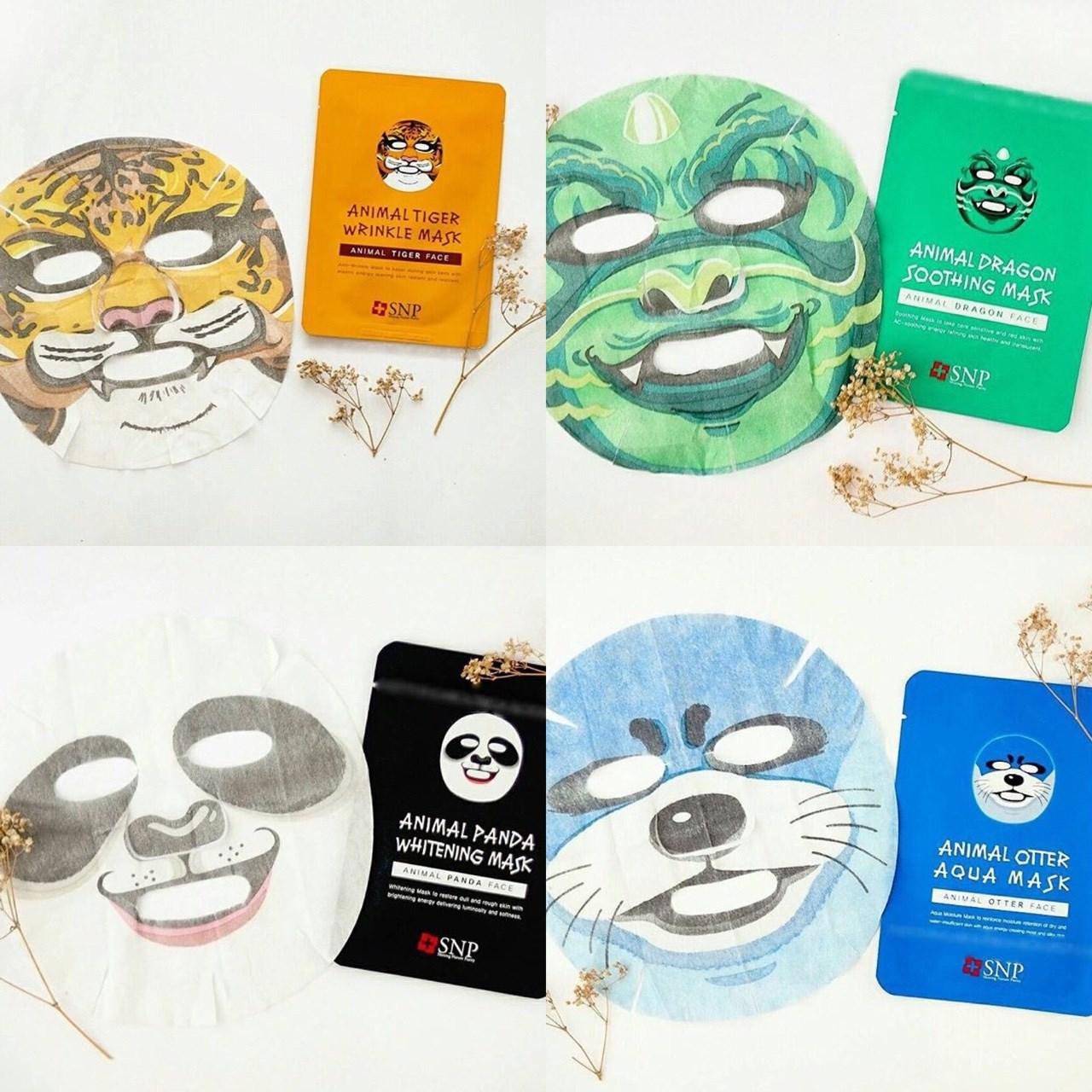 тканевая маска анимашка известно, каждый цвет