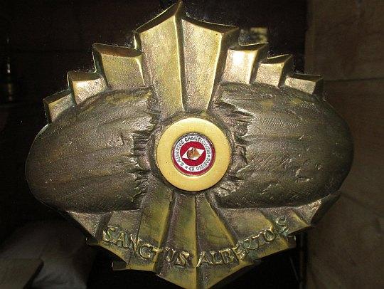 Relikwiarz Świętego Brata Alberta.