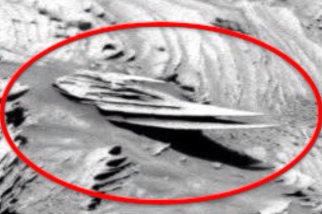 alien base on mars - photo #5