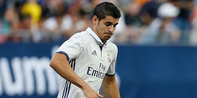 Morata: Sedih rasanya Tinggalkan Madrid