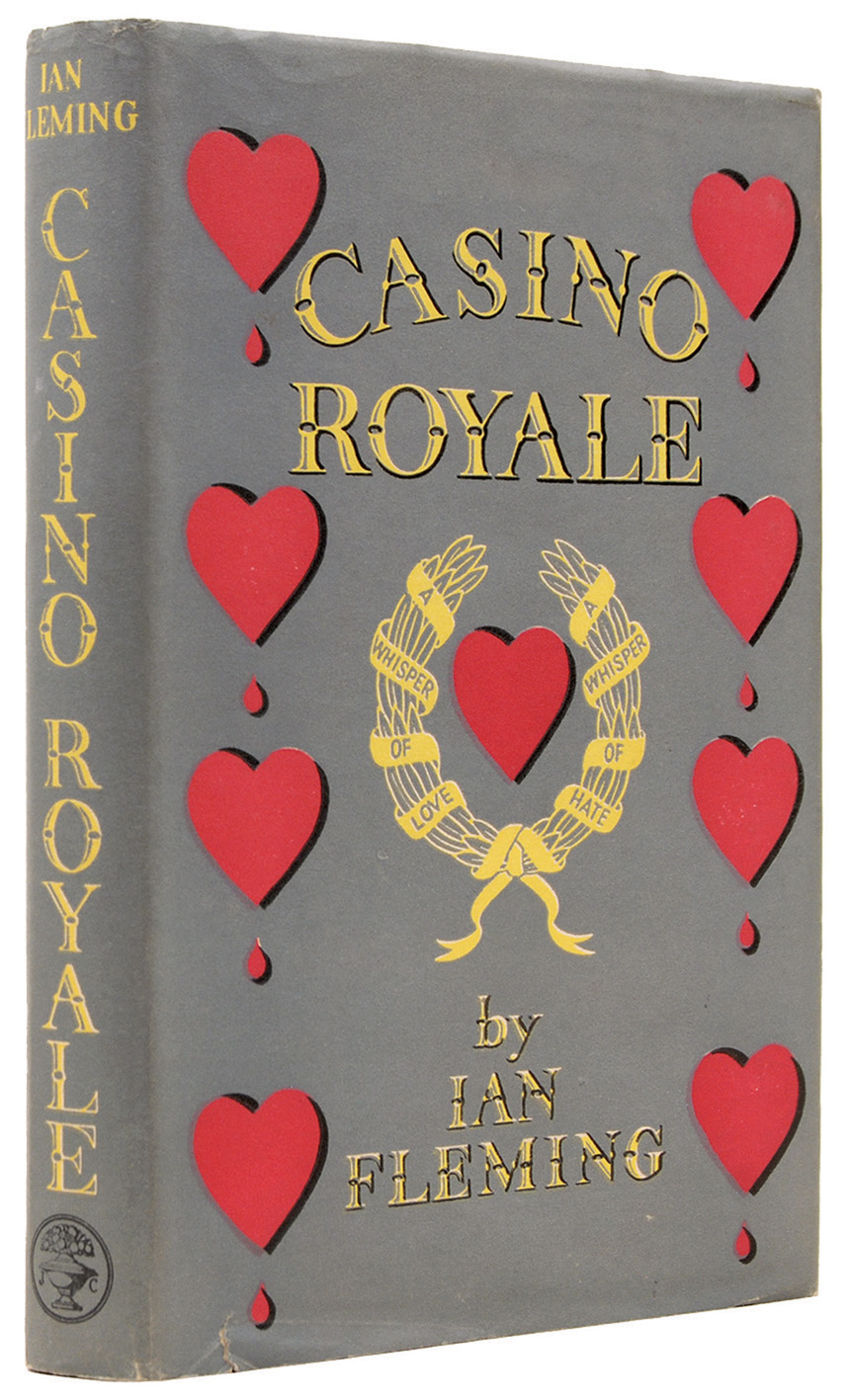 casino royale argumento