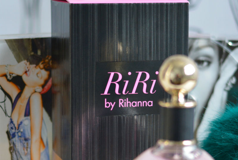 Crush Rihanna perfume - a fragrance for women 2016