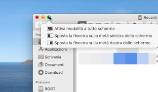 Finestra Mac