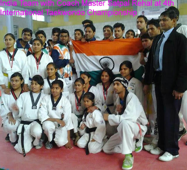 Master Satpal Singh Rehal with India Taekwondo Team as a Coach during National Tkd Training Camp for 4th International Tkd Championhsip, Dehradun, Taekwondo, Martial Arts, Fitness, Tkd, Championships, Training, Classes, Coaching, Self-defence, Girls, Women, Safety, Fitness,  Mohali, SAS Nagar, near Chandigarh, Punjab, India, Shere, Lions, Videos, Movies, Master, Er. Satpal Singh Rehal, Rehal, Academy, Association, Federation, Clubs, Satpal Rehal, Korean Judo Karate, Chandigarh, Reiki, Healing, Kot Maira, Garhshankar, Hoshiarpur, Jalandhar, Amritsar, Patiala, Mansa, Ludhiana, Ferozepur, Sangrur, Moga, Pathankot, Gurdaspur, Barnala, Nawanshahar, Ropar, Ajitgarh, Fatehgarh Sahib, Taran Taran, Patti, Faridkot, Winners, Medal Ceremony, Chief Guest, TAP, PTA, Grandmaster, Reiki, TFI, Jimmy R Jagtiani, Lucknow, School, Games