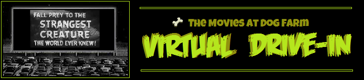 The Movie At Dog Farm Virtual Drive-In logo