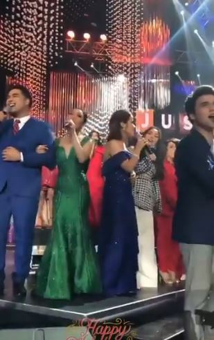 Angel Locsin And Her Adorable Side Was Seen During ABS-CBN Christmas Special 2017!