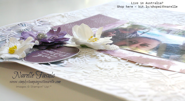 Delightfully Detailed Product Suite is perfect for all your delicate projects - shop for it here - http://bit.ly/shopwithnarelle