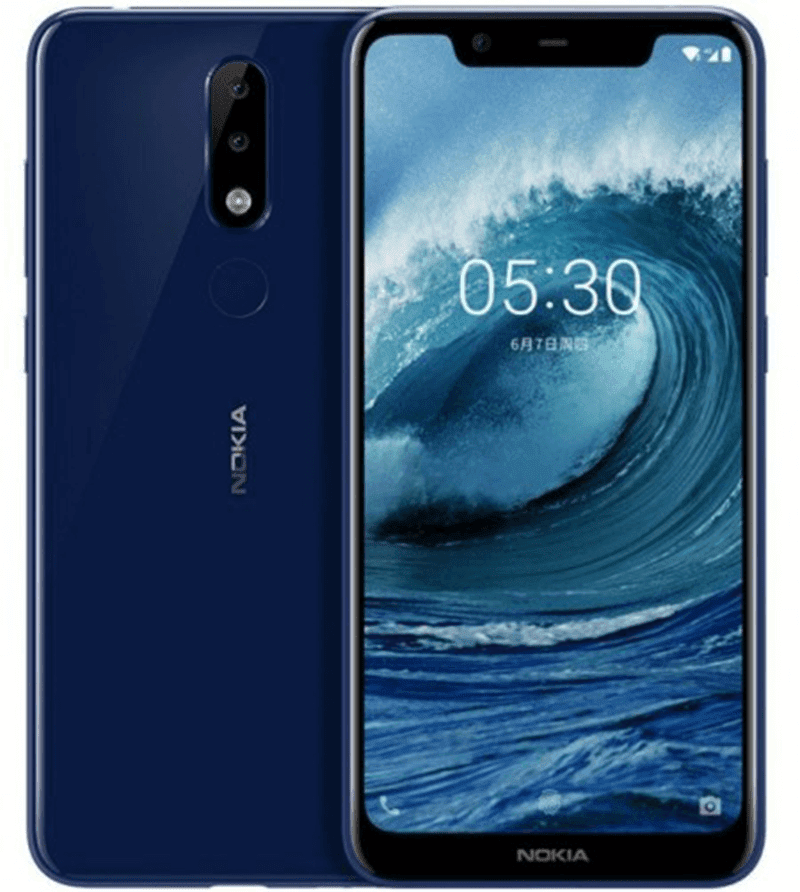 Nokia X5 with beastly Helio P60 announced!