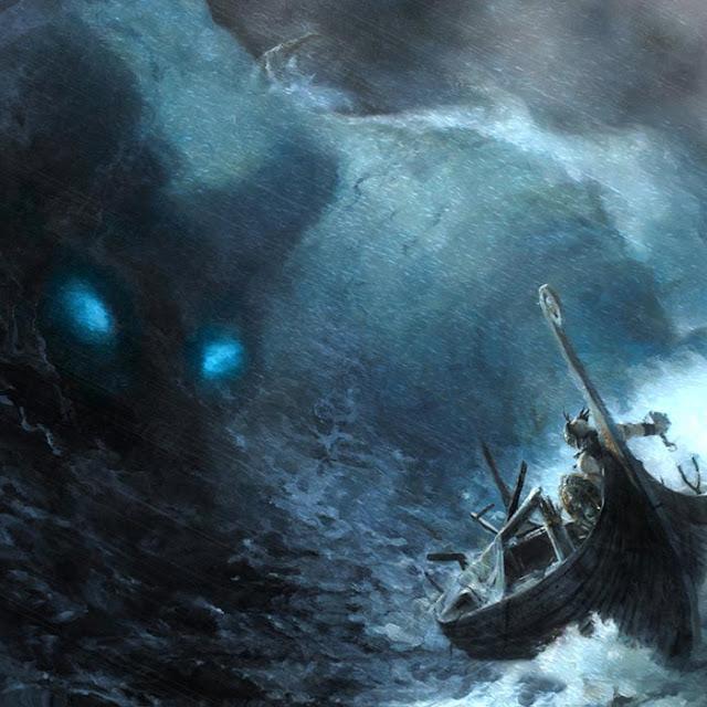 Dark Waters Wallpaper Engine