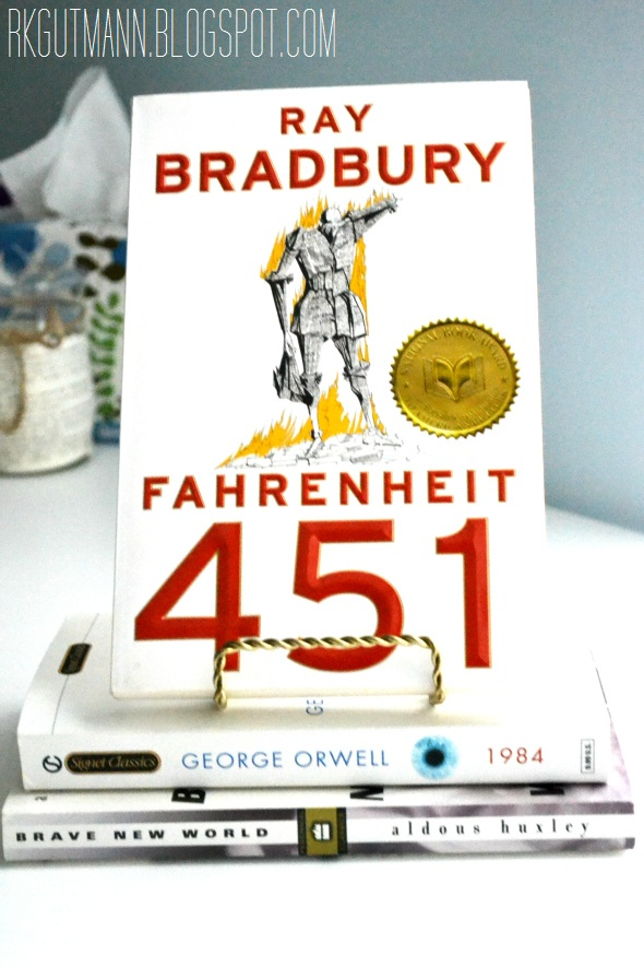 a reading report on fahrenheit 451 by ray bradbury Fahrenheit 451, ray bradbury told la weekly in 2007, is a warning against an age of factoids, of rolling cable-news chyrons, of attention spans so fried that what he once called our.