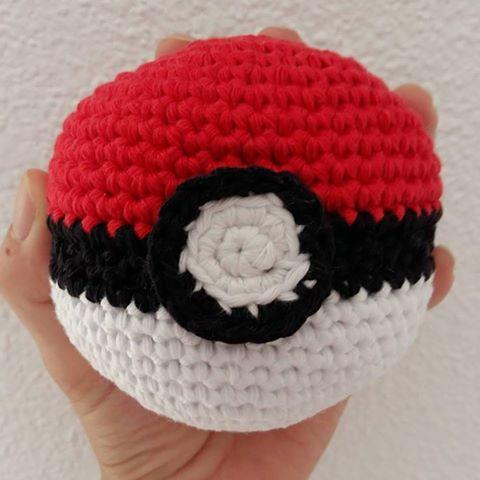 PokemonGo! CrochetGo! #060 Ptitard / Poliwag free crochet pattern ... | 480x480