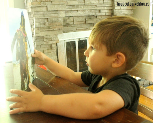 Upcycle Art for Preschoolers