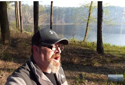 Alabama Bigfoot Lake