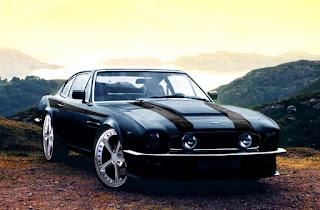1977 Aston Martin V8 Vantage Gallery Picture 04