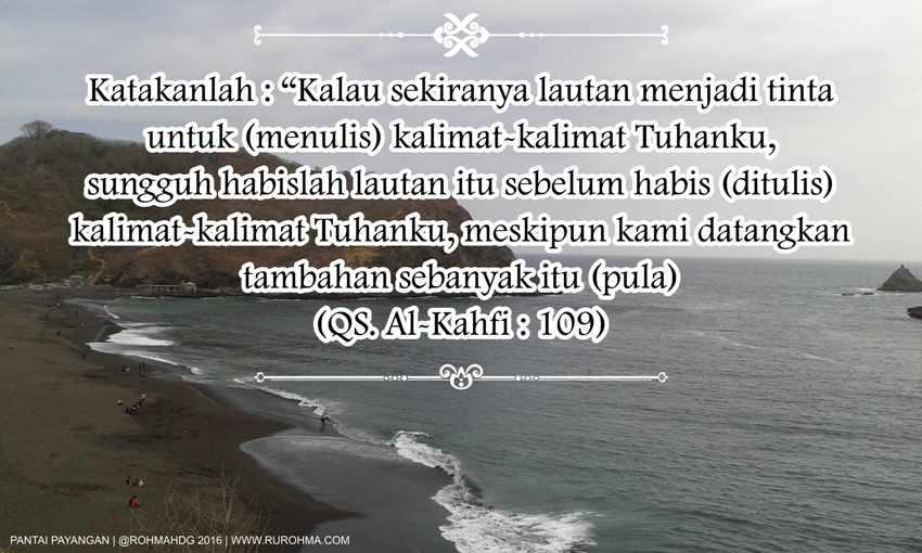 Fastabiqul Khoirots Luasnya Ilmu Allah Tak Terhingga