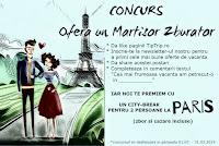 Castiga un citybreak de 3 zile la Paris - vacanta - concurs - castiga.net