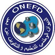 صورة شعار الديوان الوطني للتعليم و التكوين عن بعد بالجزائر www.onefd.edu.dz
