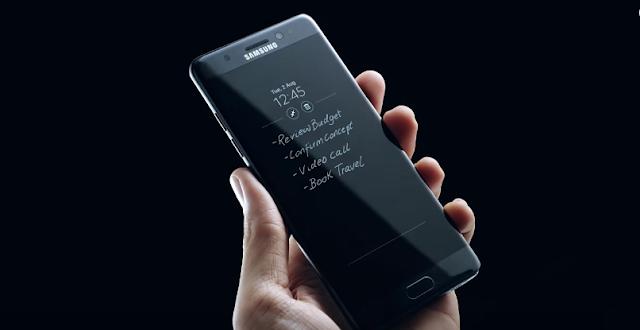 Hal Yang Perlu Anda Tahu Tentang Samsung Galaxy Note 7