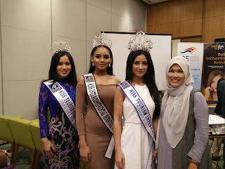 SWAM INTERNATIONAL AESTHETICS BEAUTY EXPO 2106 Pesona Potensi Estetika Kecantikan Dan Medis Indonesia