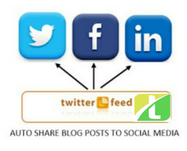 publish blog posts to multiple social media platform