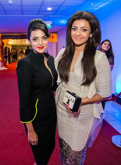 Kajal Agarwal Hot Photos at SIIMA Awards