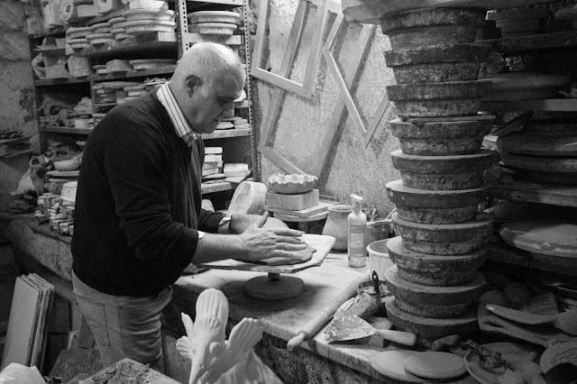 Laboratorio di ceramiche artistiche Robustella-Manfredonia