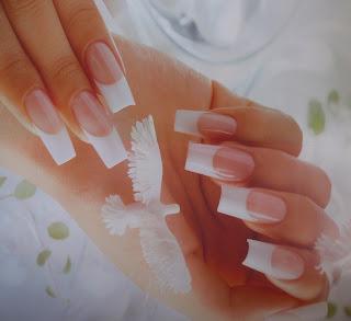 Jak zrobić francuski manicure