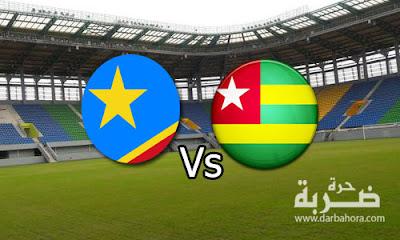 نتيجة مباراة توجو وجمهورية الكونغو 3-1 فى كاس امم افريقيا 2017 الجولة الثالثة
