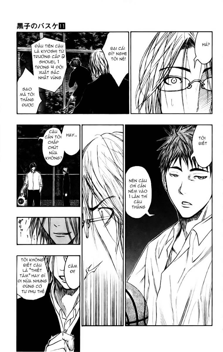 Kuroko No Basket chap 096 trang 13