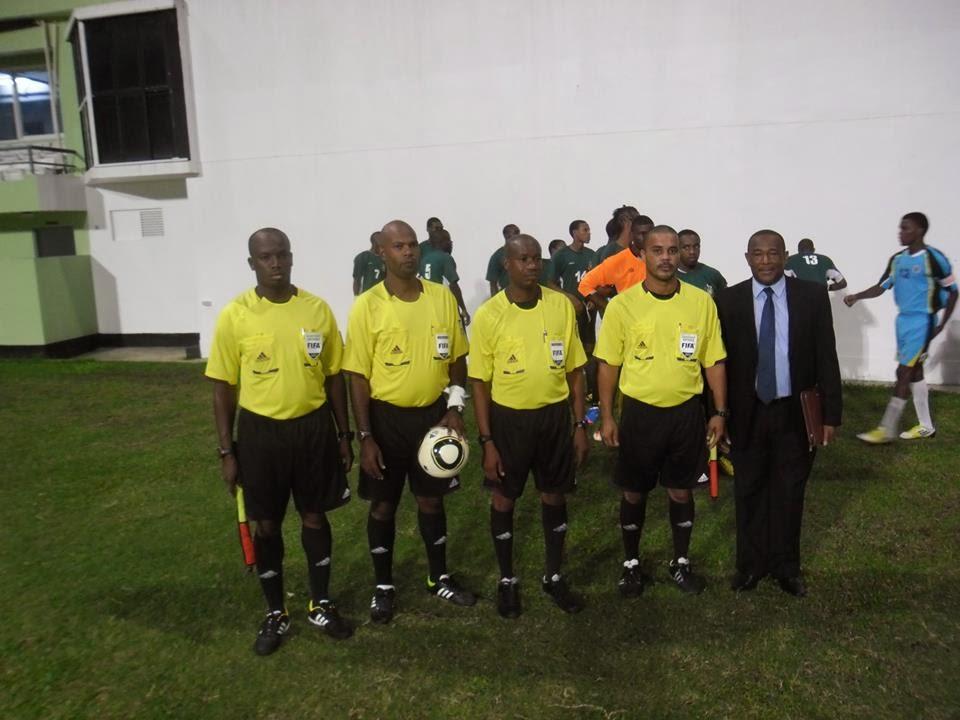 Fifa referees news friendly dominica vs st lucia friendly dominica vs st lucia sciox Images