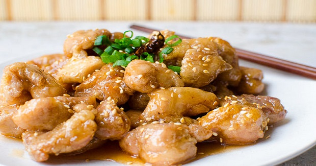 Chinese Honey And Sesame Chicken Recipe