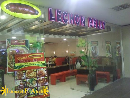 Cebu's Original Lechon Belly in SM City Cebu, Cebu City