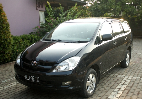 Toyota Kijang Innova Diesel 2004 Ulasan Dan Harga Mobil