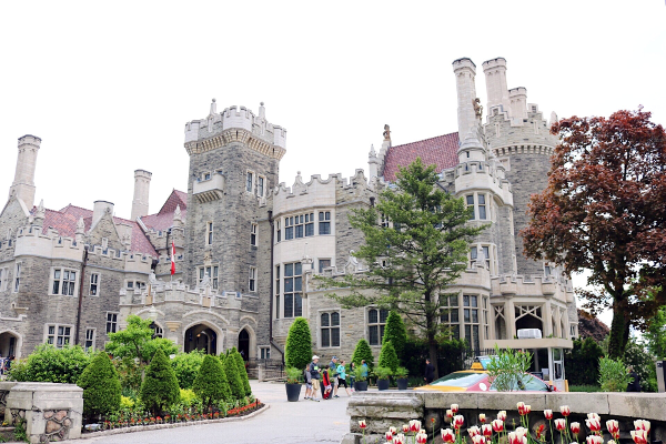 Casa Loma - Toronto - Tori's Pretty Things Blog