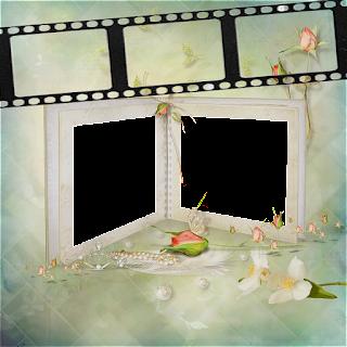 Montagem de fotos para álbum