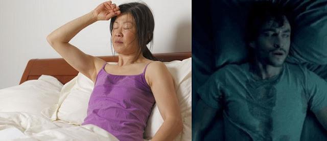 Gece Uykumda Aşırı Terleme Oluyor