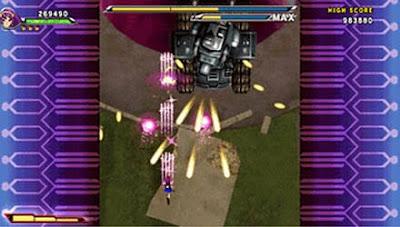 Download NeoGeo Heroes: Ultimate Shooting PPSSPP