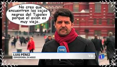 España: ¿CORRESPONSAL?