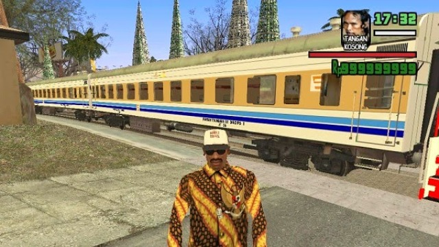 Download GTA Extreme Indonesia PC Games Gameplay