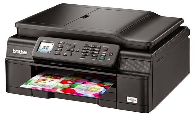 Brother DCP-J470DW Driver Download