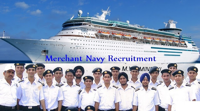 Merchant Navy Jobs For 10th 12th Pass Students, Engineer